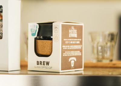 Barista Kaffeebecher