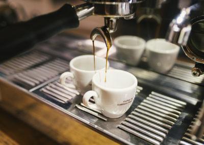 Herrlicher Espresso