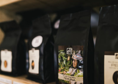 Projekt-Espresso Teyuna